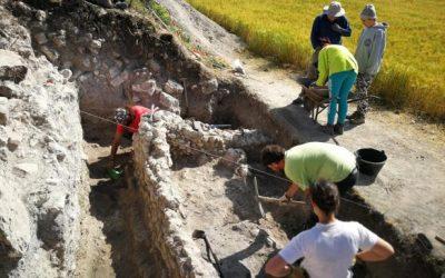 Excavaciones páramo ciudad